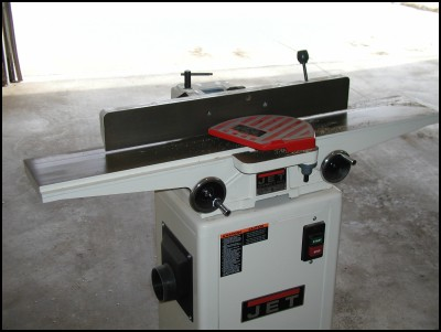 Jet 6 Inch Jointer