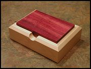 Bloodwood Slab Box