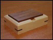 Walnut Slab Box
